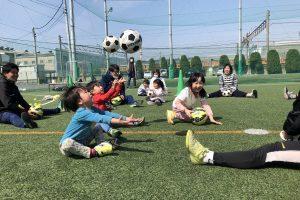 第10回キッズサッカーサロン開催致しました。