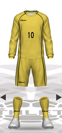 GK UNIFORM (HOME)